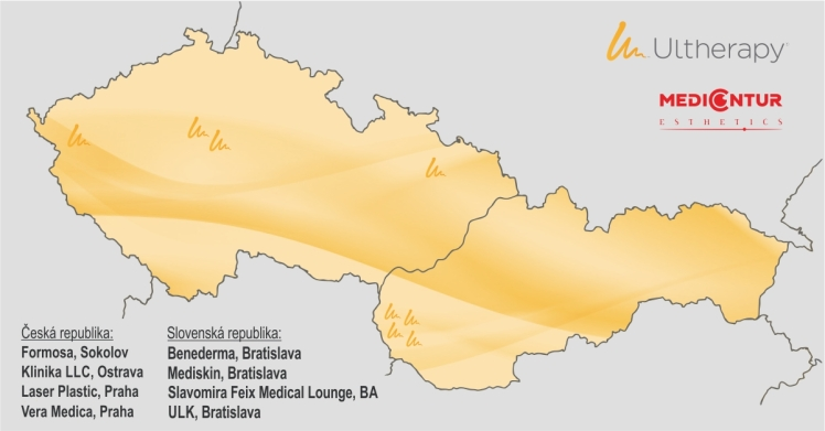 ultherapy mapa bez cisel